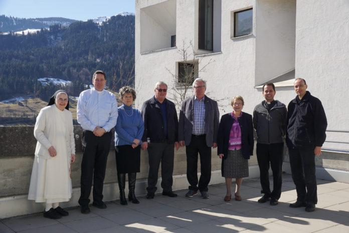 Consiglio pastorale cantonale - Consiglio di presidenza