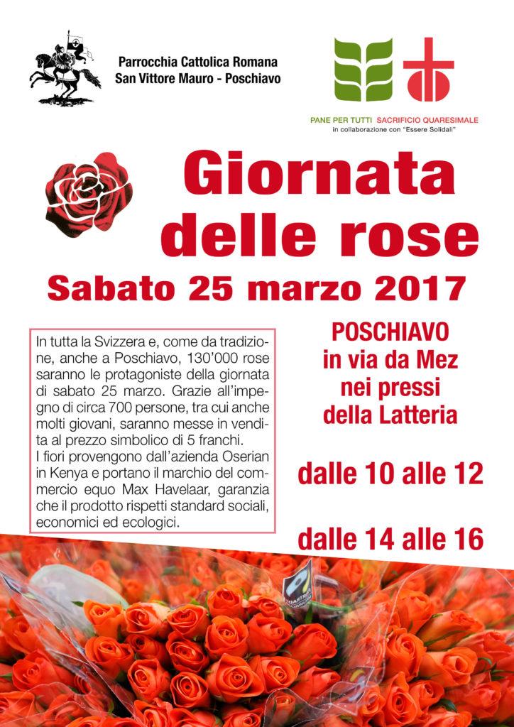 Giornata delle rose