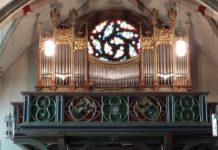 Balconata coro Poschiavo