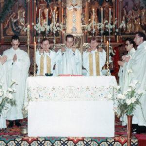 Prima Messa di don Cleto a Poschiavo