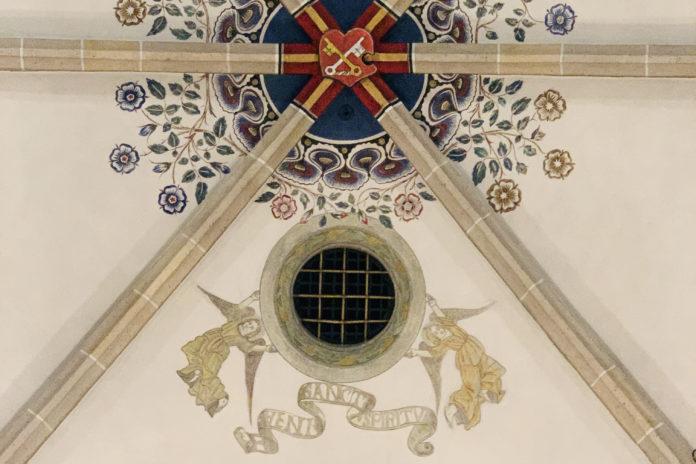 Collegiata di Poschiavo - Veni Sancte Spiritus